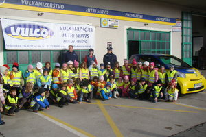Otroci v Vulco